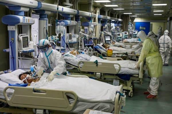 دراسة حديثة تكشف سبب إصابة أكثر من نصف المرضى بفيروس كورونا