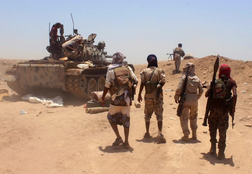 احتدام المعارك بين قوّات هادي والمجلس الانتقالي جنوب اليمن