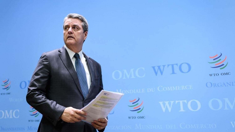 في ظل الركود العالمي.. مدير منظمة التجارة العالمية يعلن استقالته