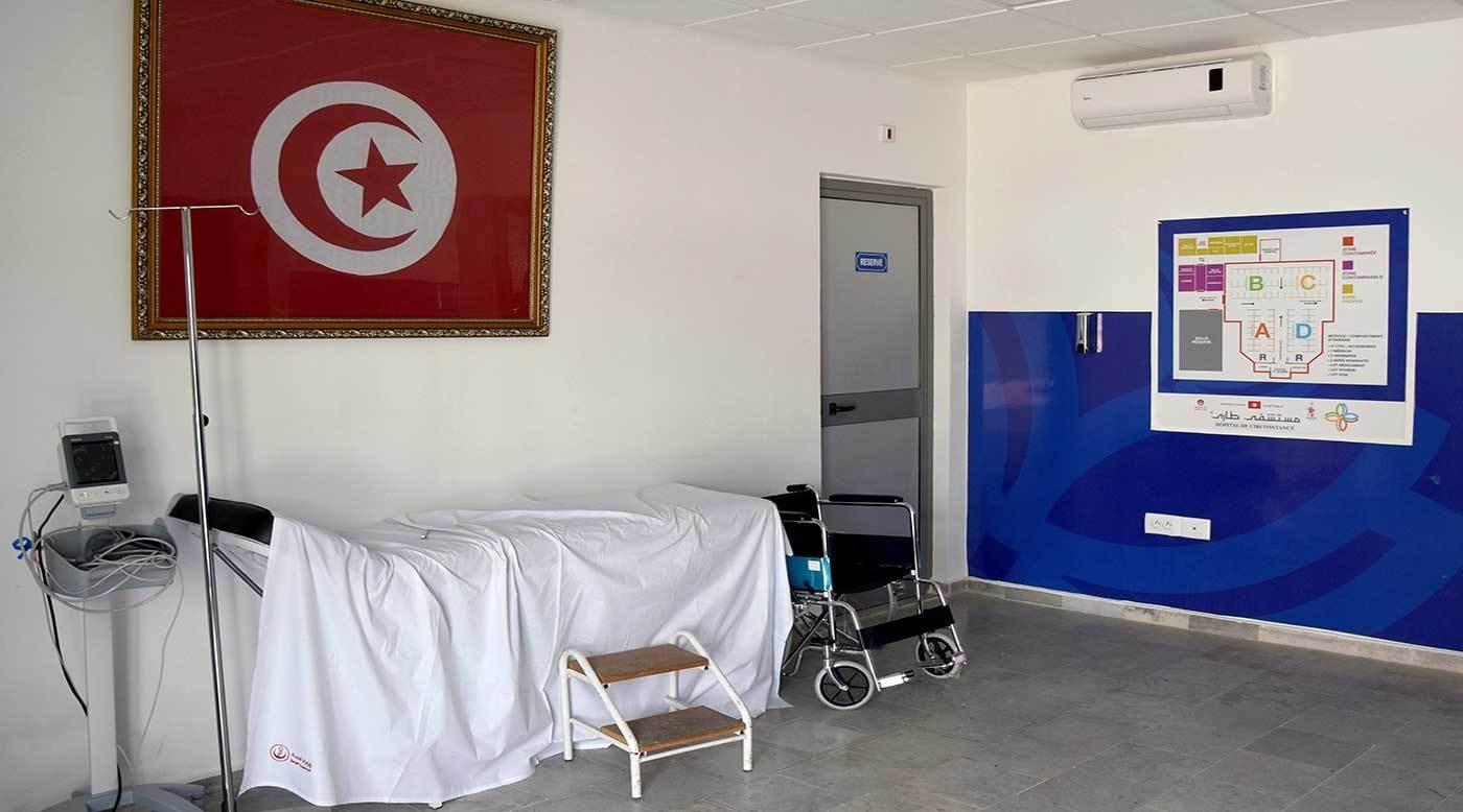 دفعة جديدة من المساعدات الصينية لتونس