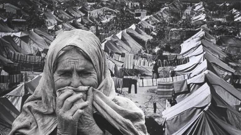 """""""كوفيد 1948"""".. ذكرى النكبة في زمن كورونا"""