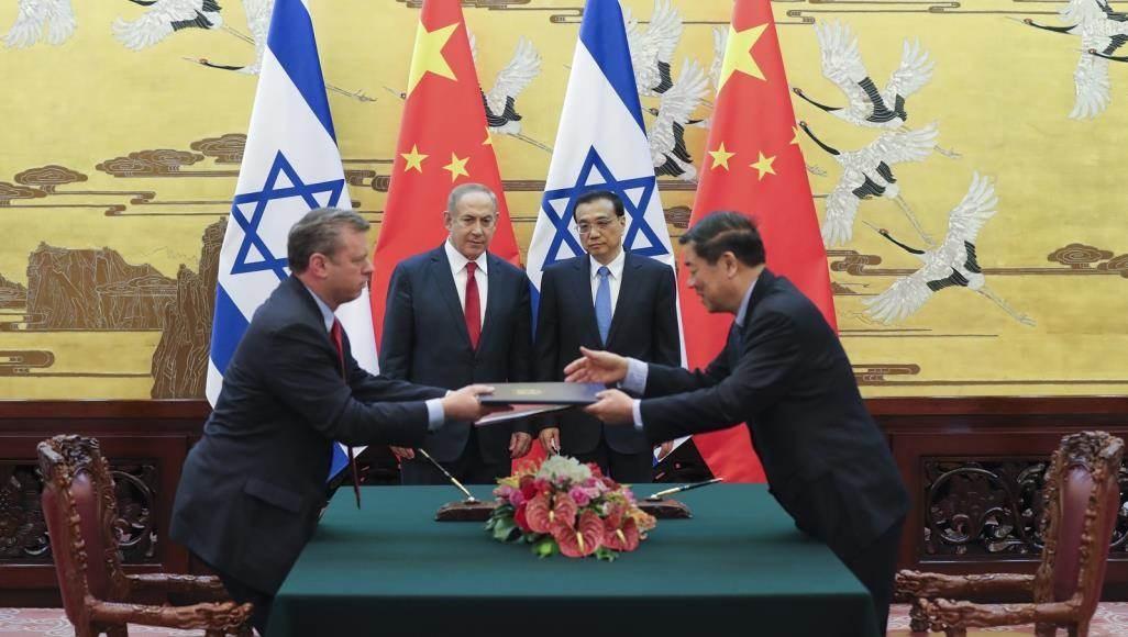 """الصين رداً على بومبيو: كيف يمكن القول إن بكين تشتري """"إسرائيل""""؟"""