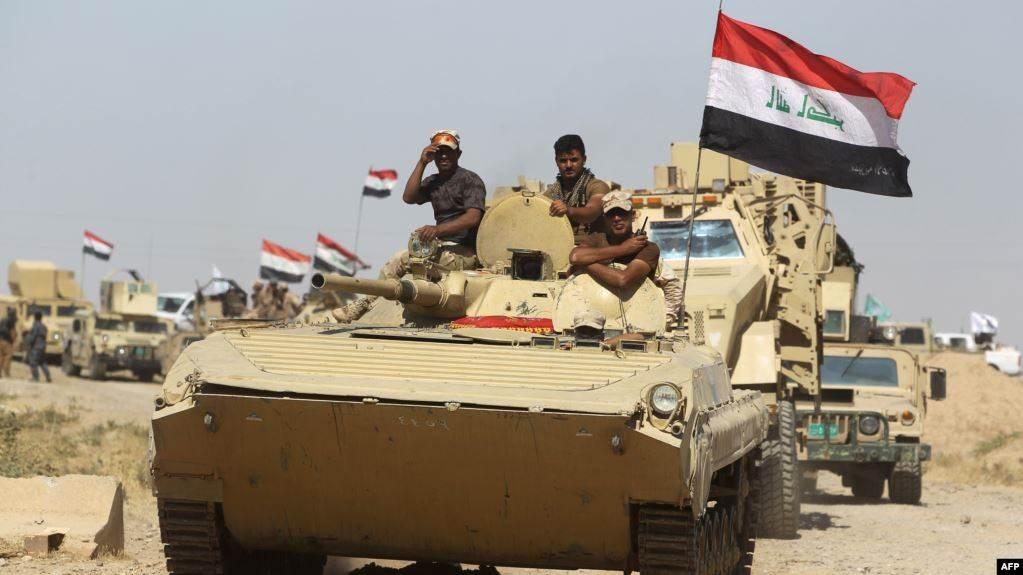 العراق: الحشد الشعبي يمسك مناطق مهمة ويجري عمليات استباقية