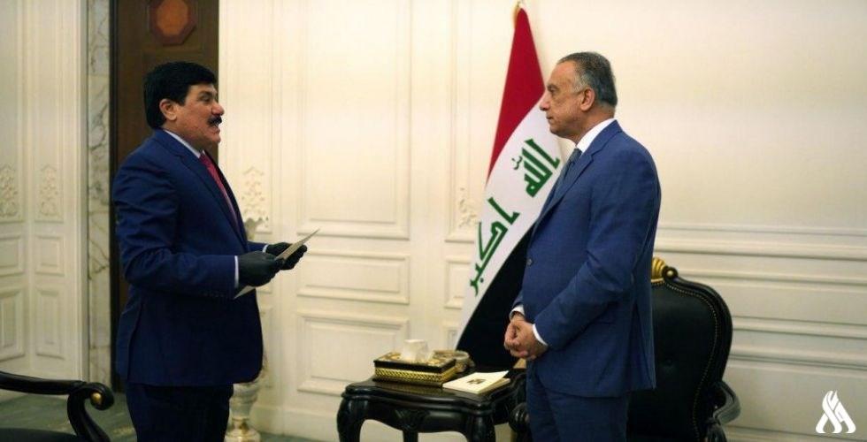 الكاظمي: تعافي سوريا سيصبّ في مصلحة العراق