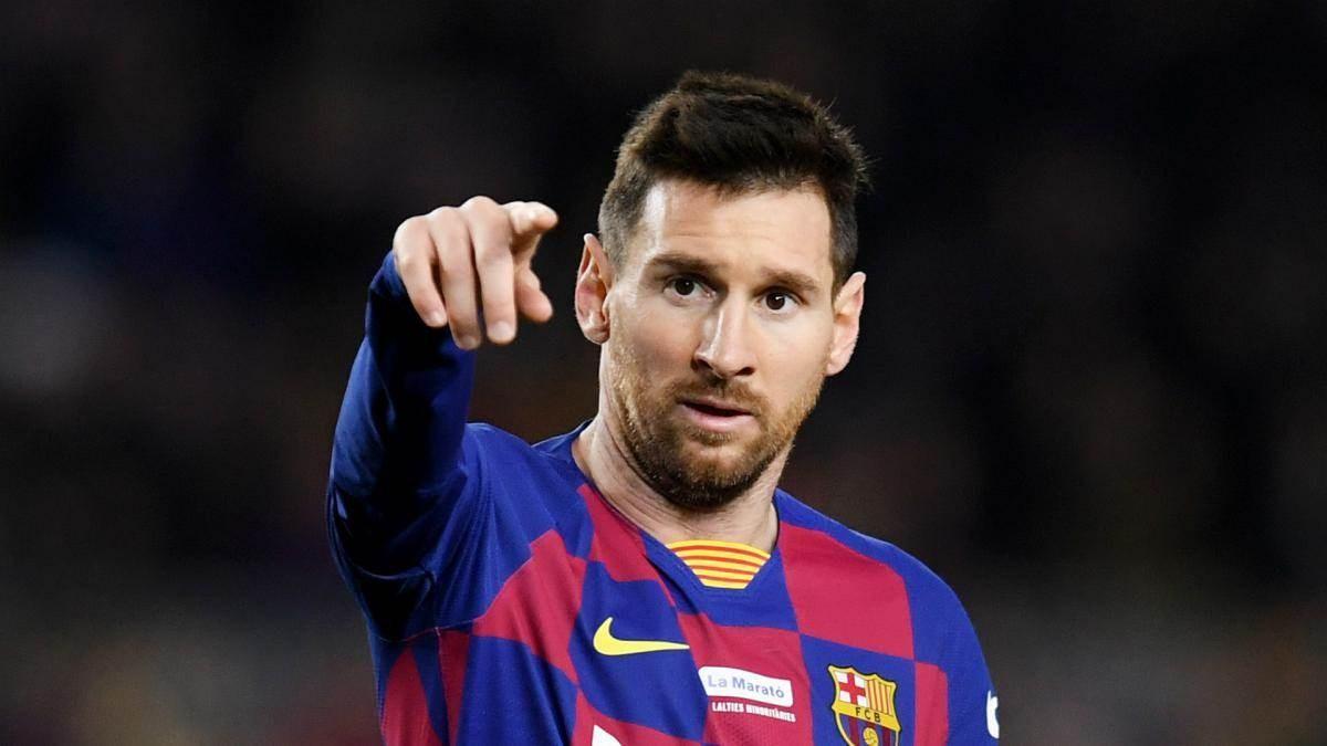 ميسي: برشلونة قد يستفيد من التوقّف