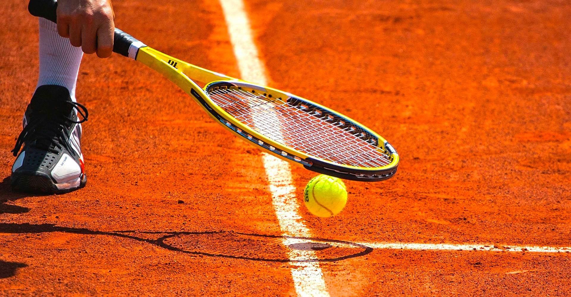 استمرار تعليق منافسات التنس