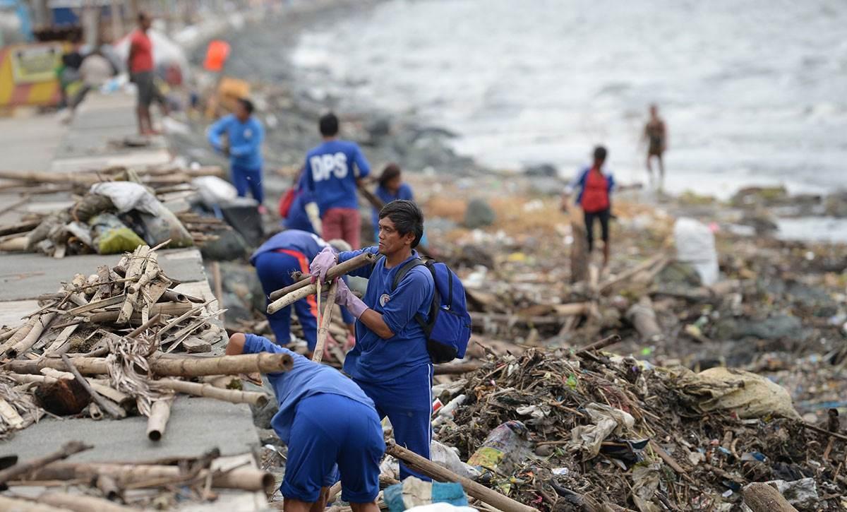 إعصار يضرب الفلبين ويشرد عشرات الآلاف