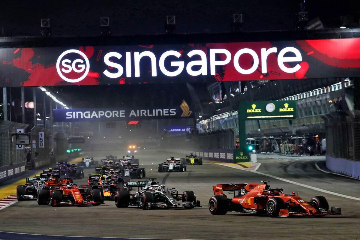 فورمولا 1: استبعاد إقامة جائزة سنغافورة بدون جمهور
