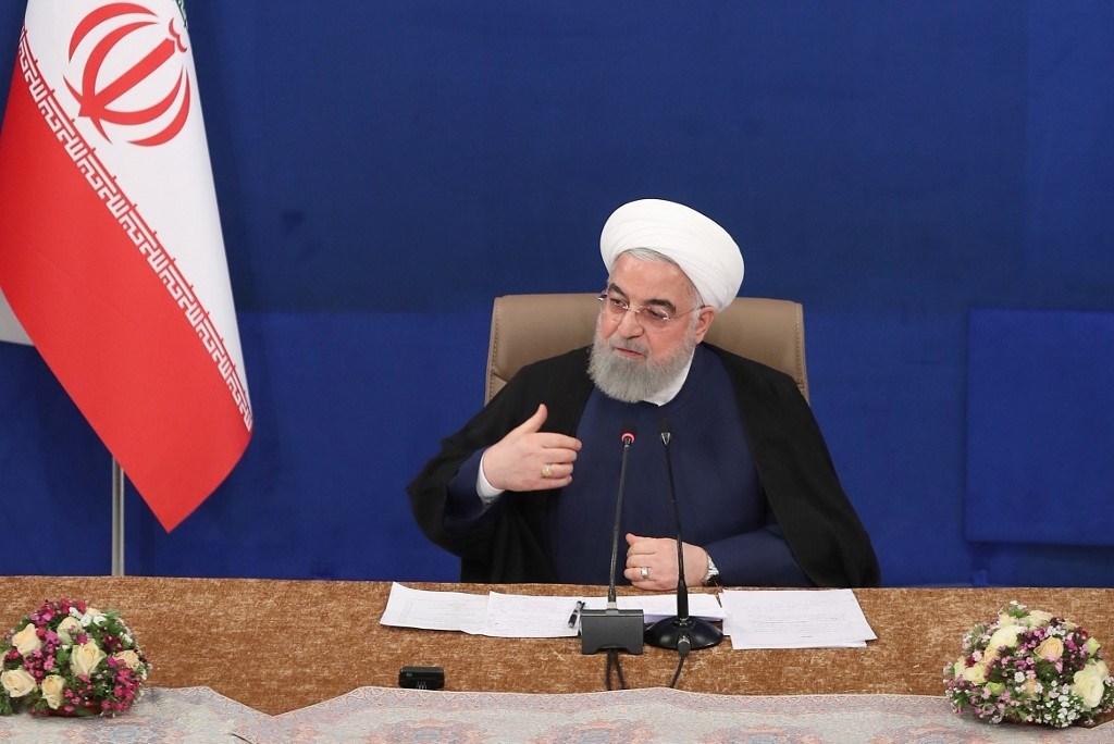 روحاني: ظروف إيران أفضل رغم أن مرحلة انتشار كورونا لم تنتهِ بعد