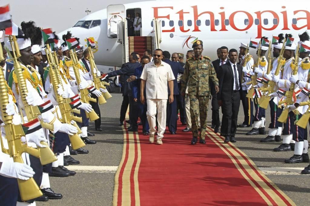 وفد سوداني في أديس أبابا: استكمال ترسيم الحدود