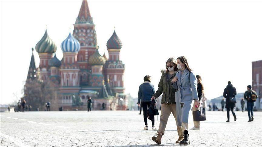 روسيا تسجل معدل وفيات قياسياً خلال 24 ساعة جراء كورونا