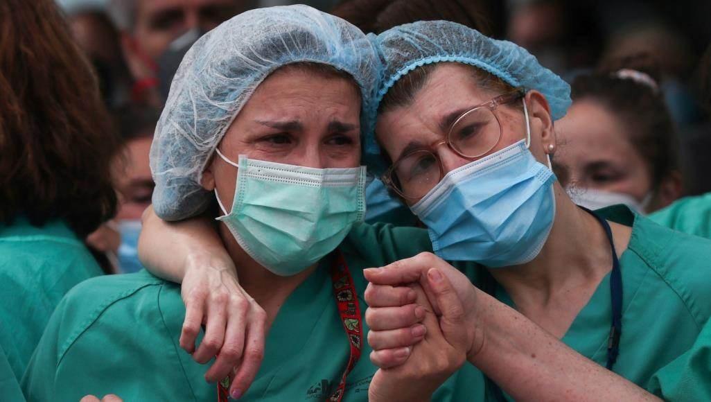 للمرة الأولى منذ شهرين.. أقل من مئة وفاة بكورونا في 24 ساعة بإسبانيا