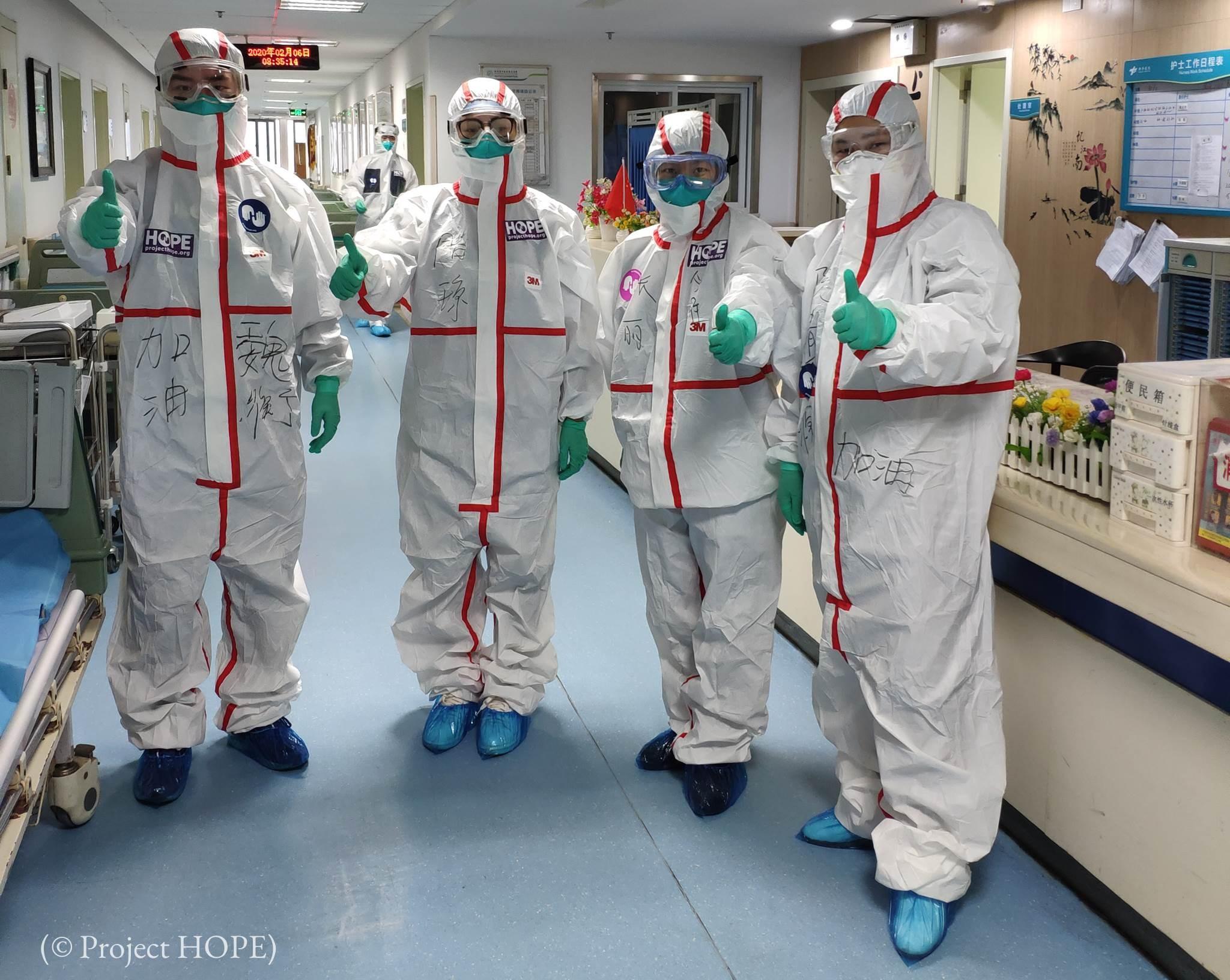 مستشار صحي للحكومة الصينية يحذّر من موجة إصابات ثانية بكورونا