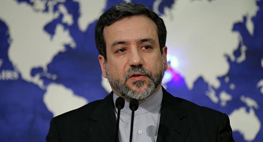 الخارجية الإيرانية: أي تعرّض أميركي لناقلات النفط سيلقى ردّاً صارماً