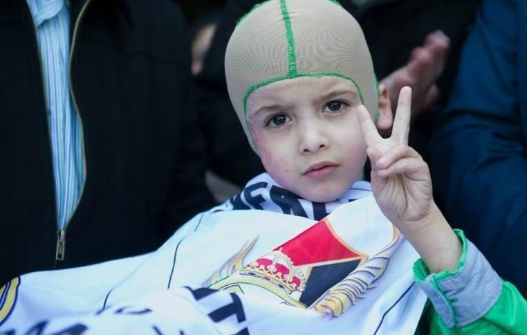 ريال مدريد وفلسطين... قصةٌ في غاية الروعة