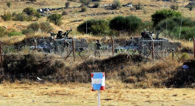إصابة لبناني برصاص الاحتلال الإسرائيلي في مزارع شبعا المحتلة