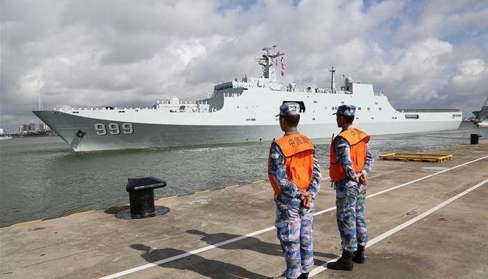 """""""فوربس"""": القاعدة العسكرية الصينية في جيبوتي جاهزة لاستقبال سفن حربية"""