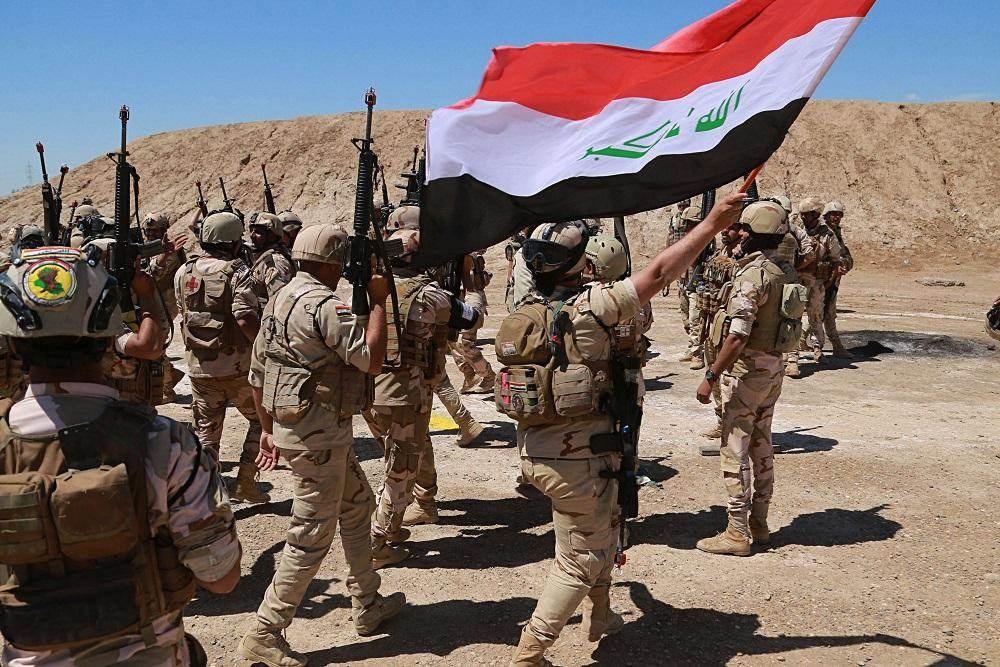"""العراق: عمليات """"أسود الجزيرة"""" لملاحقة ما تبقى من داعش"""