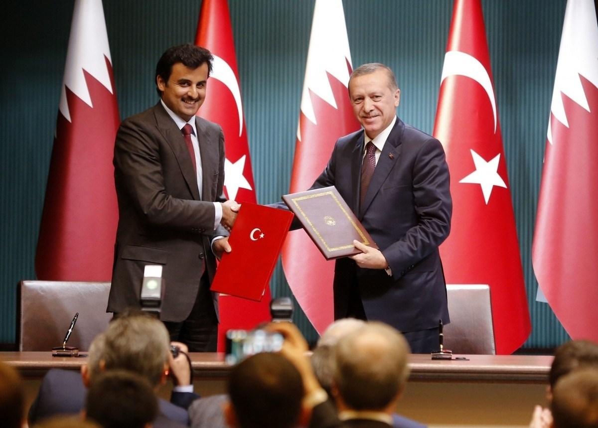 التحالف القطري- التركي: الأبعاد والأهداف