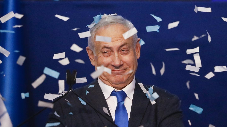 """نتنياهو يستعرض أهداف حكومته الجديدة.. منها """"محاربة إيران"""""""
