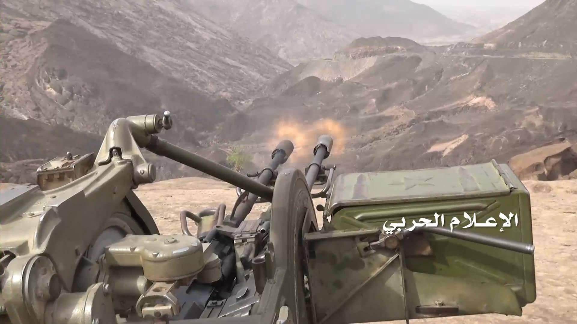 الجيش اليمني يحبط هجوماً في صرواح بمأرب