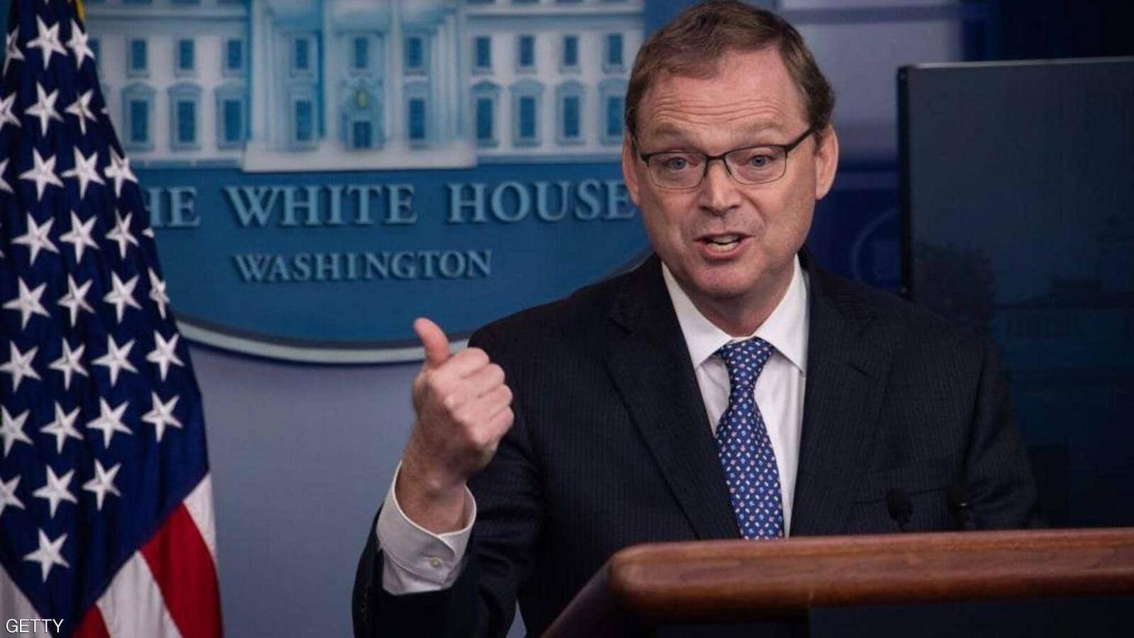 """البيت الأبيض: الاقتصاد الأميركي يظهر """"إشارات مشجعة"""" للتعافي بسبب كورونا"""