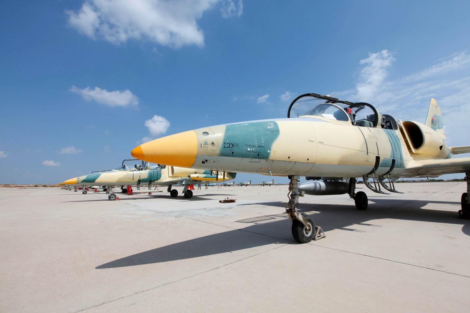 """قوات """"الوفاق الليبية"""" تسيطر على قاعدة الوطية الجوية"""