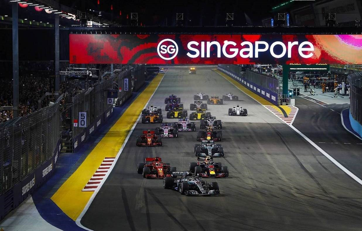 الفورمولا 1: سباق سنغافورة يفاقم الأزمة