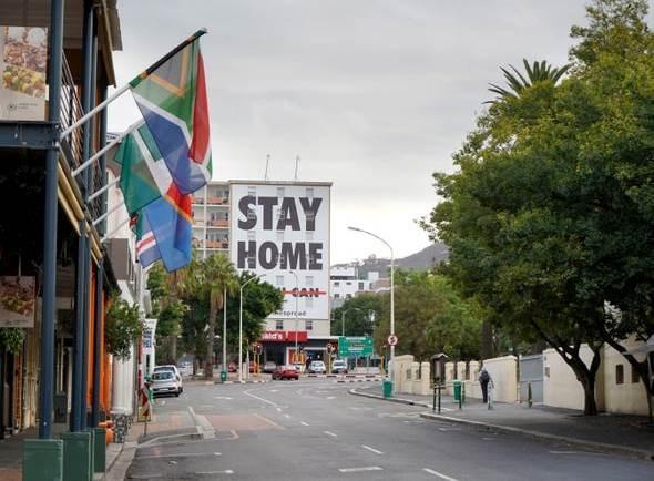 ارتفاع معدل الإصابات بكورونا في جنوب أفريقيا
