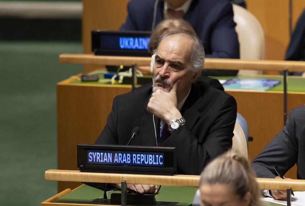 """الجعفري يتهم الدول الغربية بتعطيل مجلس الأمن وإلحاقه بـ""""الناتو"""""""