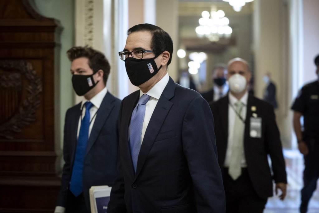 منوتشين: الاقتصاد الأميركي يواجه خطر التعرّض لضرر دائم جراء الإغلاق