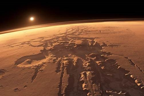 ما هي قصة تضاريس المريخ العائدة إلى مليارات السنوات؟