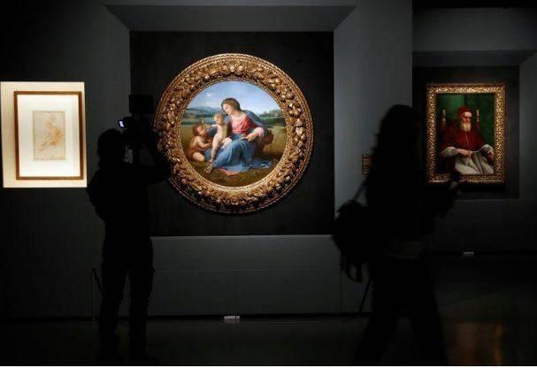 في إيطاليا.. معرض رفاييل يعيد فتح أبوابه الشهر المقبل
