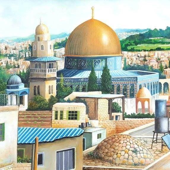 القدس تودّع صلاح الأطرش