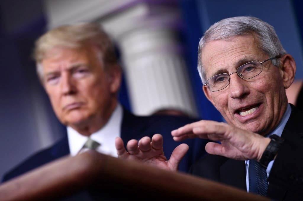 البيت الأبيض يمنع أنتوني فاوتشي من الشهادة أمام الكونغرس