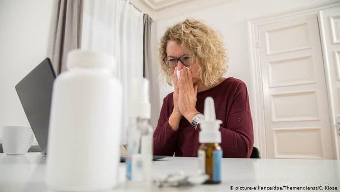 تعرّف إلى الفرق بين أعراض الحساسية وكورونا