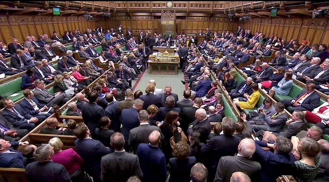 """برسالة إلى جونسون.. نواب بريطانيون يطالبون بفرض عقوبات على """"إسرائيل"""""""