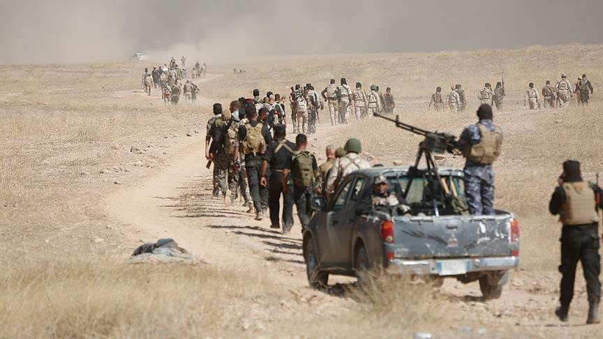 الزاملي: الخلايا الإرهابية تلقت الدعم الخارجي والداخلي لزعزعة أمن العراق