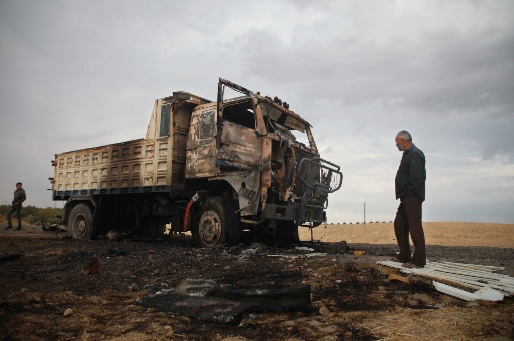 معارك في جرابلس السوريّة بين تنظيمين خاضعين للجيش التركيّ