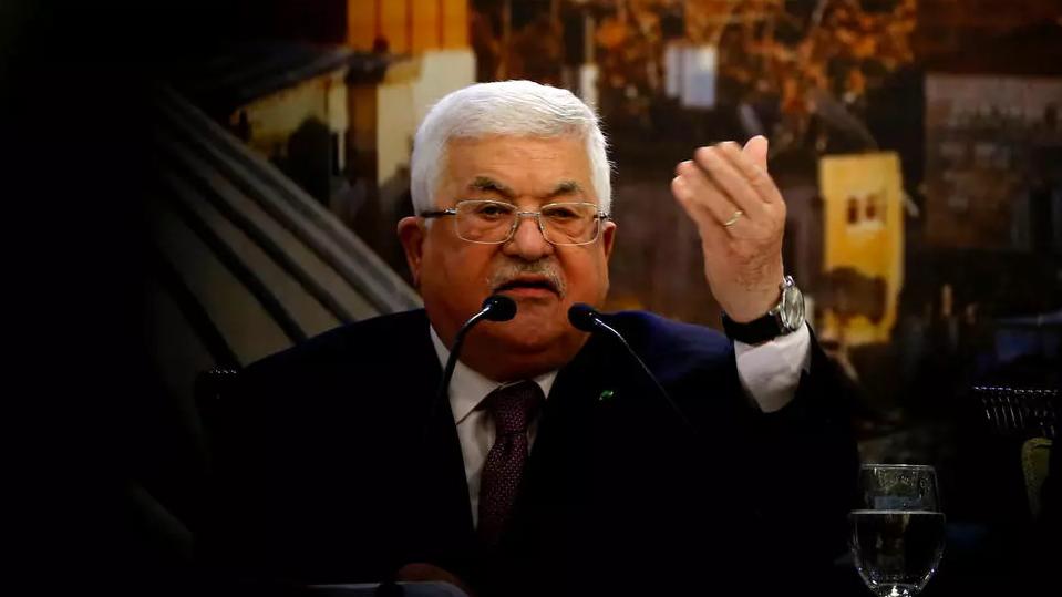 """عباس: السلطة ومنظمة التحرير في حلّ من الاتفاقات مع واشنطن و""""إسرائيل"""""""