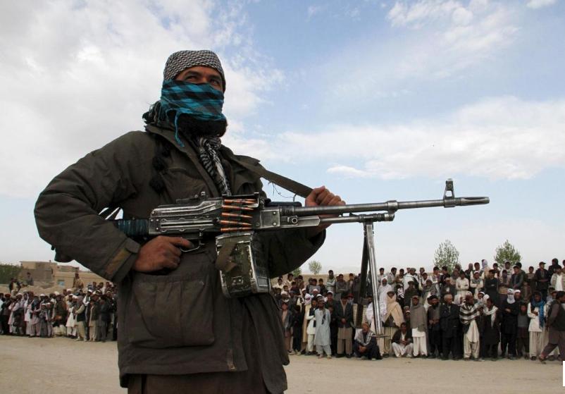 """""""طالبان"""" تحض أميركا على عدم السماح بهدر الفرصة التي وفرها اتفاقهما"""