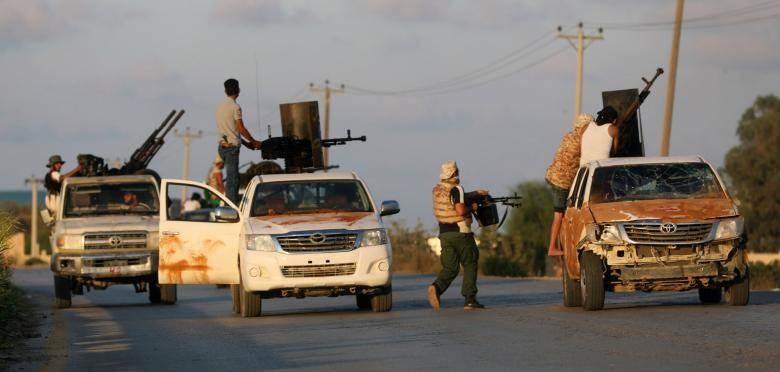 قوات الوفاق الليبية تتقدم نحو تحرير مدينة الأصابعة جنوب طرابلس