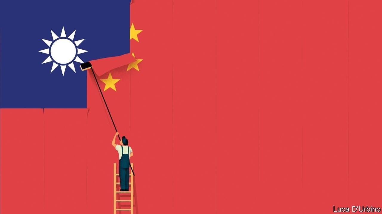 الصين: لن نتسامح إطلاقاً مع انفصال تايوان