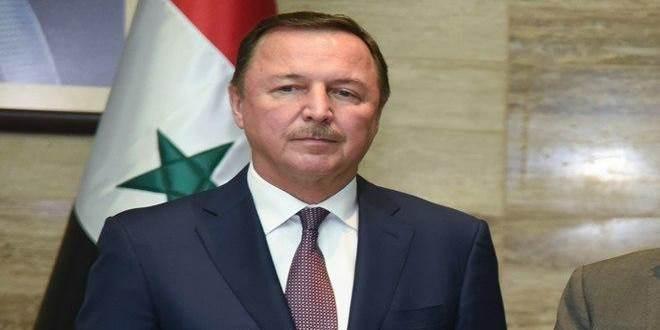 السفير الروسي في دمشق ينفي الحديث عن خلافات بين البلدين