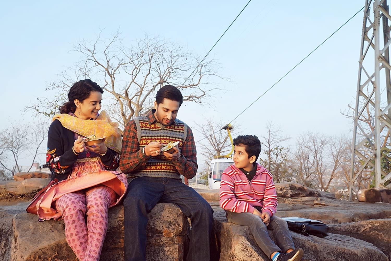 Panga  عائلة هندية مثالية