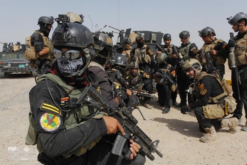 جهاز مكافحة الإرهاب العراقي ينفذ عمليات استباقية تستهدف فلول داعش