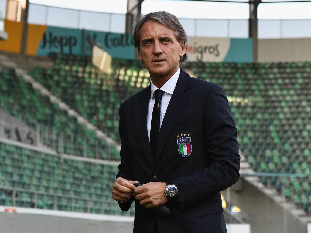 مانشيني: لا أحد كان يرغب في تدريب إيطاليا!