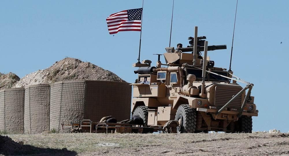 الجيش السوري يمنع رتلاً أميركياً من عبور حاجز عسكري في الحسكة