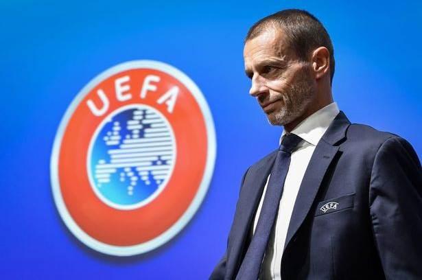 تشيفرين واثق من إقامة كأس أوروبا في صيف 2021
