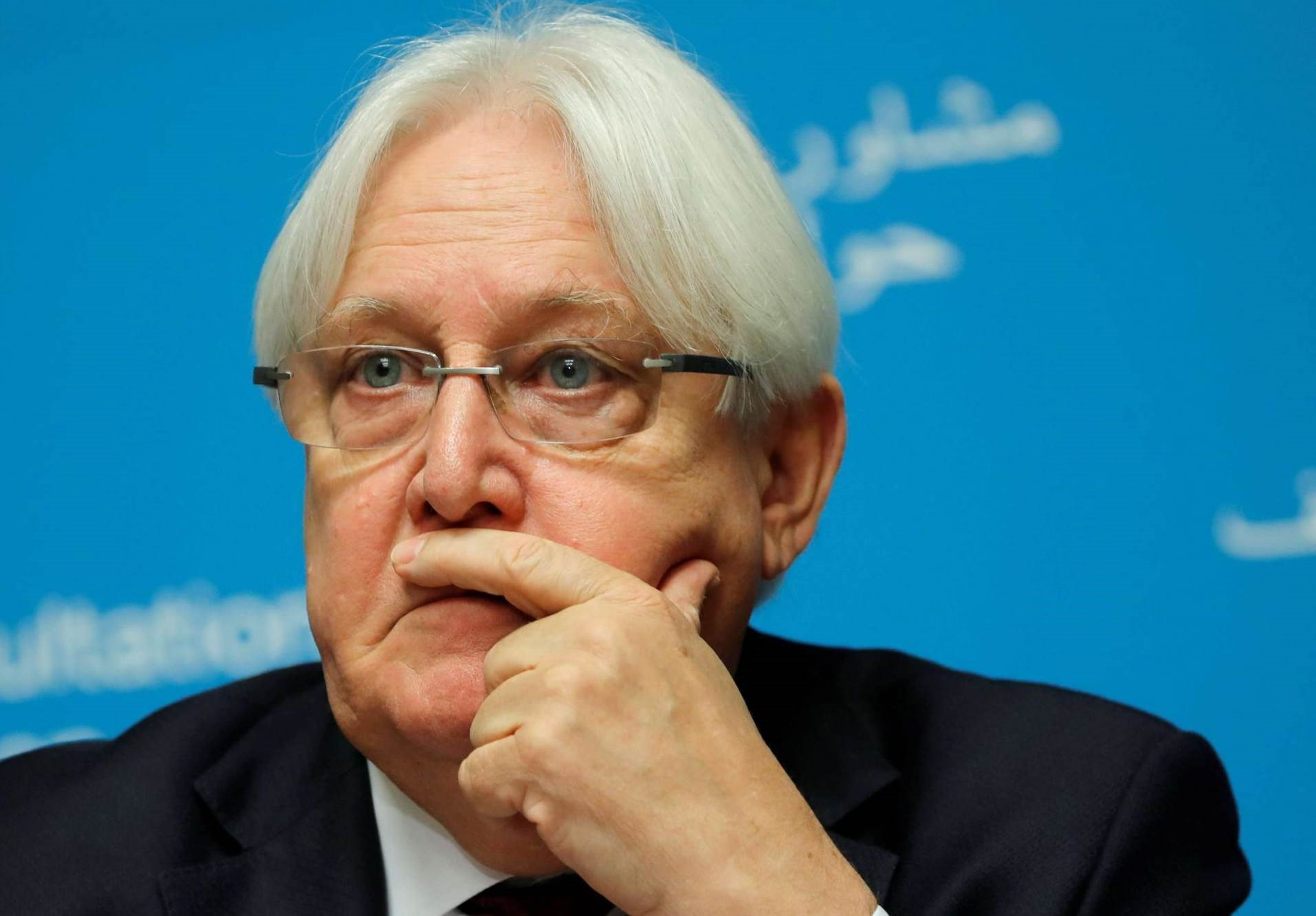 غريفيث مهنئاً اليمنيين بعيد الفطر: يجب البناء على نقاط التقارب
